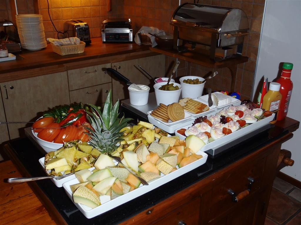 Best Western Hotel Anno 1937 - Breakfast Buffet