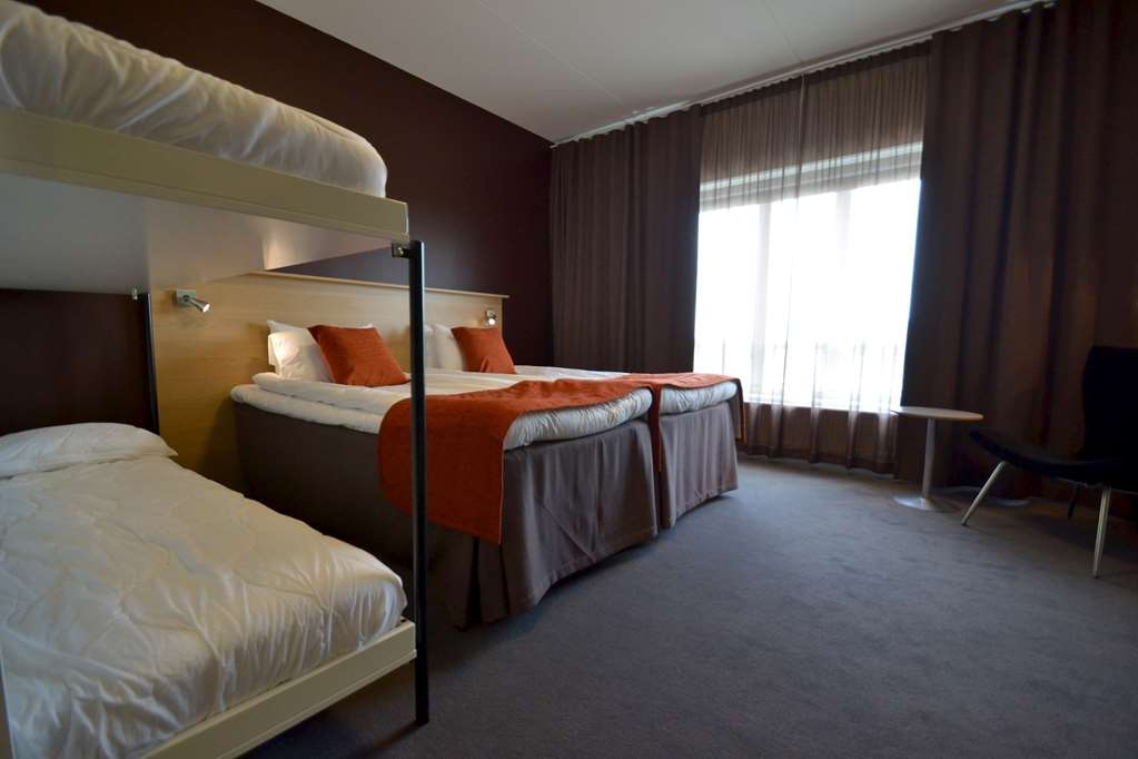 Best Western Plus Jula Hotell & Konferens - 4-beds room