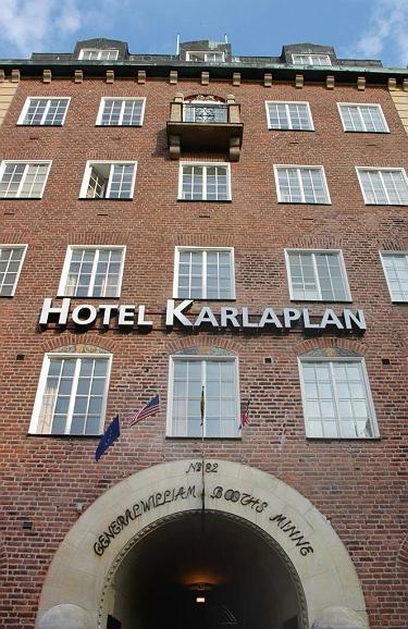 Best Western Hotel Karlaplan - Vista exterior