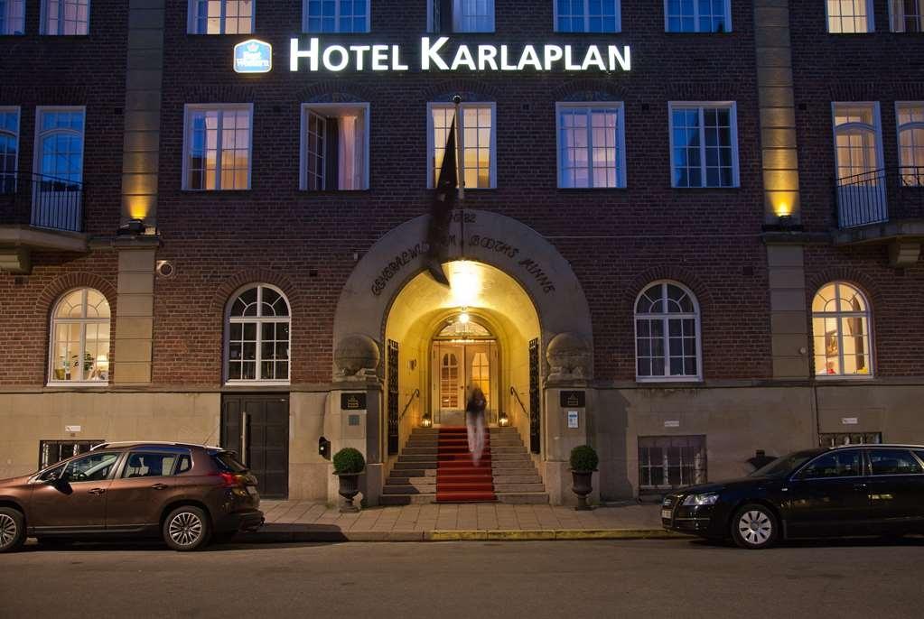 Best Western Hotel Karlaplan - Facciata dell'albergo