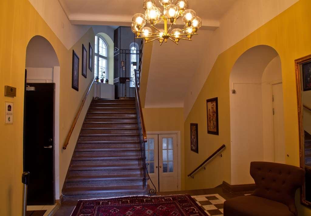 Best Western Hotel Karlaplan - Hotel Entrance