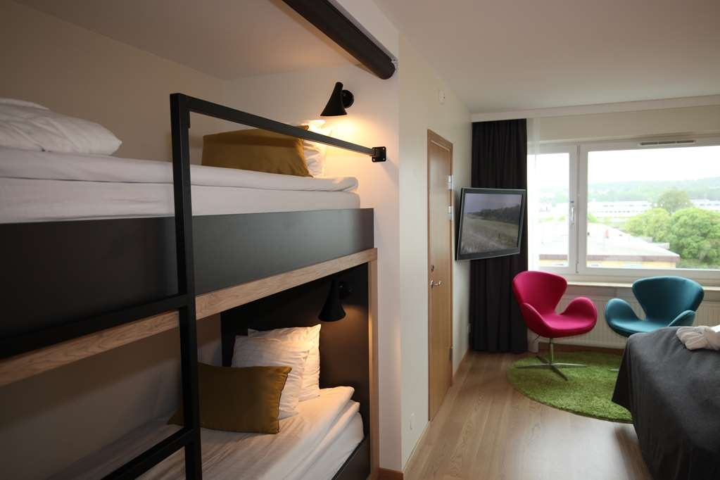 Best Western Hotel Halland - Family room - Bunkbed or Sofabed