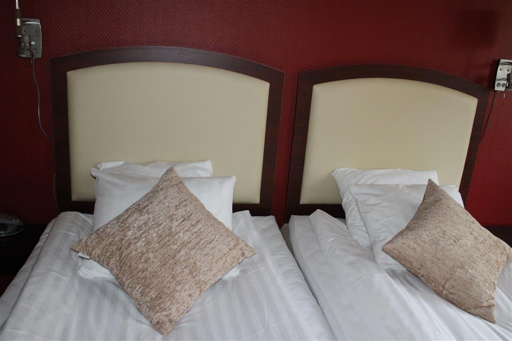 Best Western Arena Hotell - Guest Room
