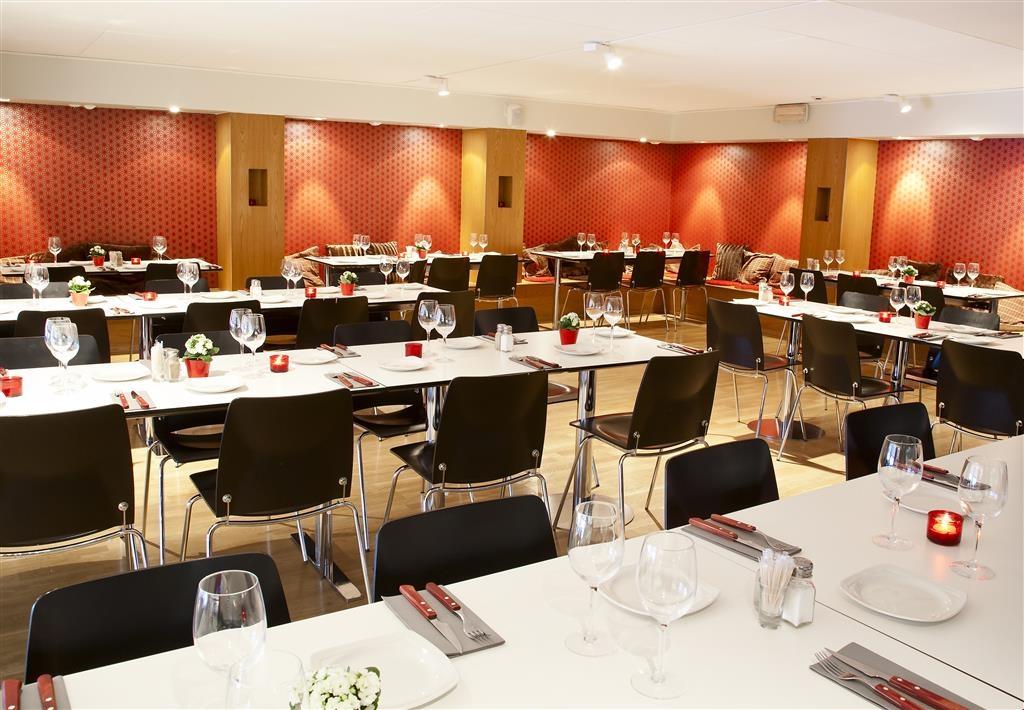 Best Western Plus Hotel Mektagonen - Ristorante