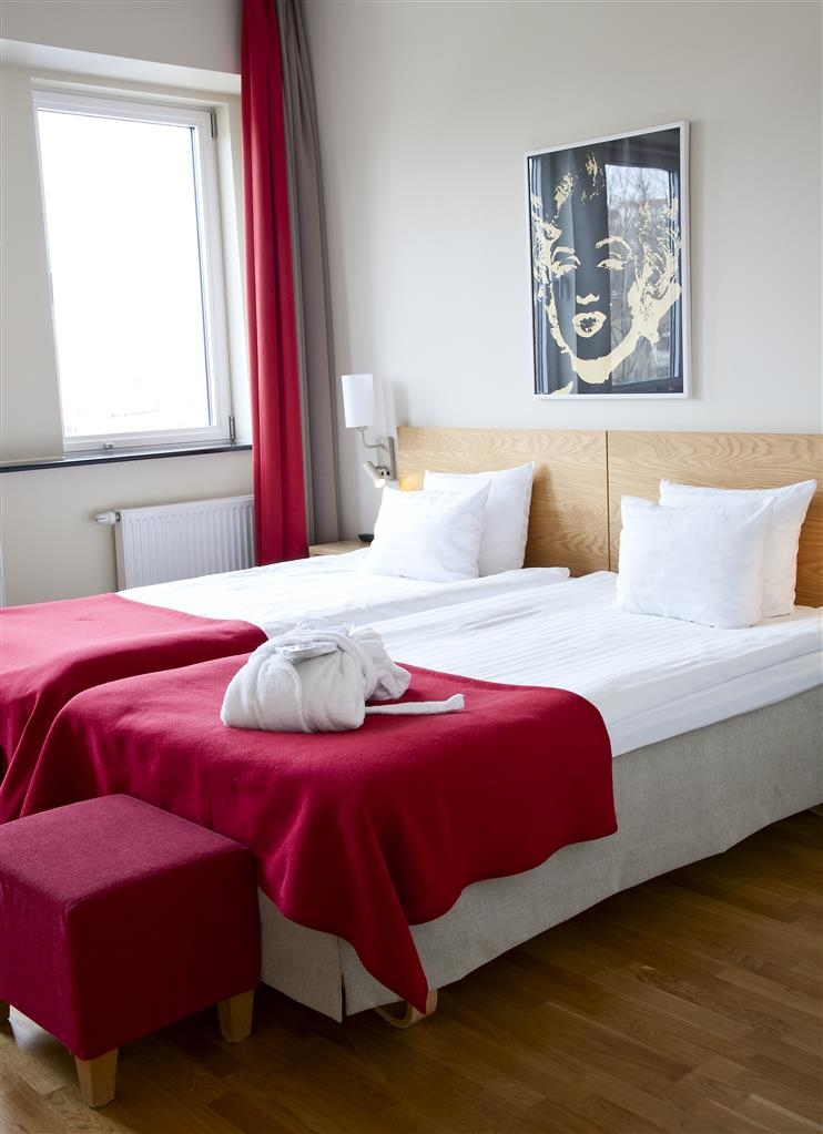 Best Western Plus Hotel Mektagonen - Suite