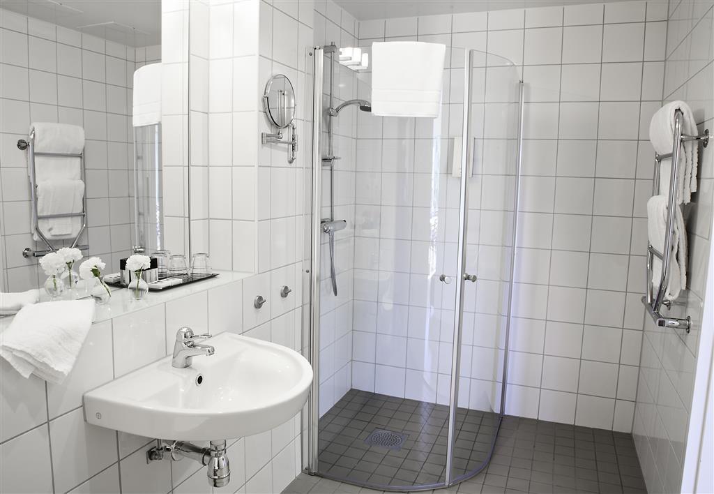 Best Western Plus Hotel Mektagonen - Gästebad