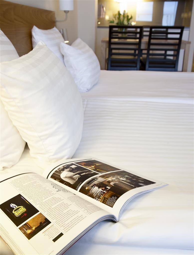 Best Western Plus Hotel Mektagonen - Camera