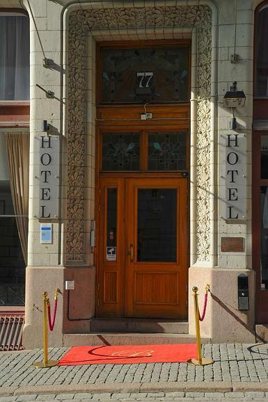 Best Western Hotel Bentleys - Aussenansicht