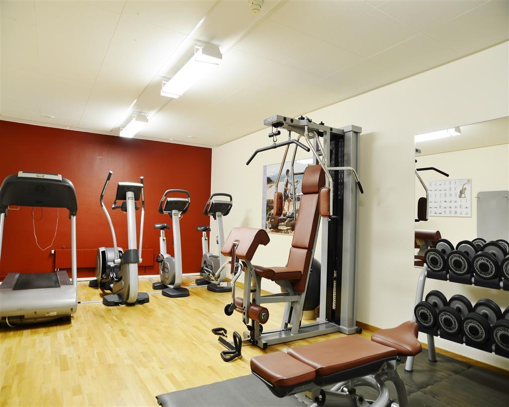 Best Western Arlanda Hotellby - Health club