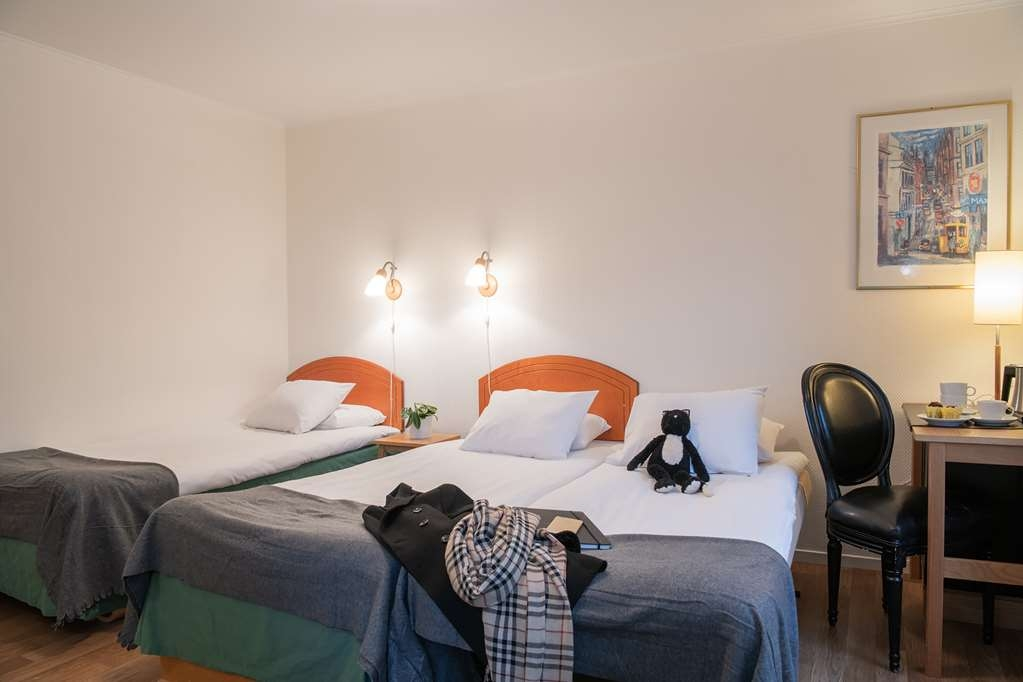 Best Western Arlanda Hotellby - Chambres / Logements