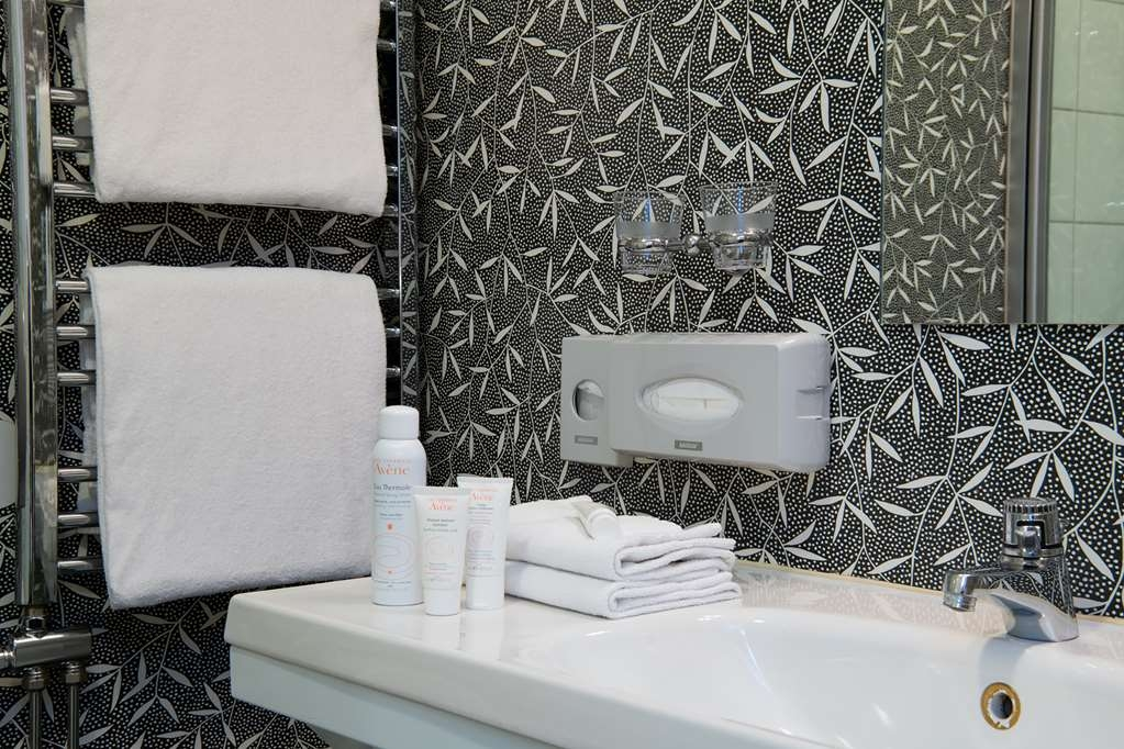 Best Western Arlanda Hotellby - habitación de huéspedes-amenidad