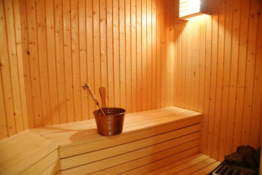 Best Western Arlanda Hotellby - Sauna in the conference suit