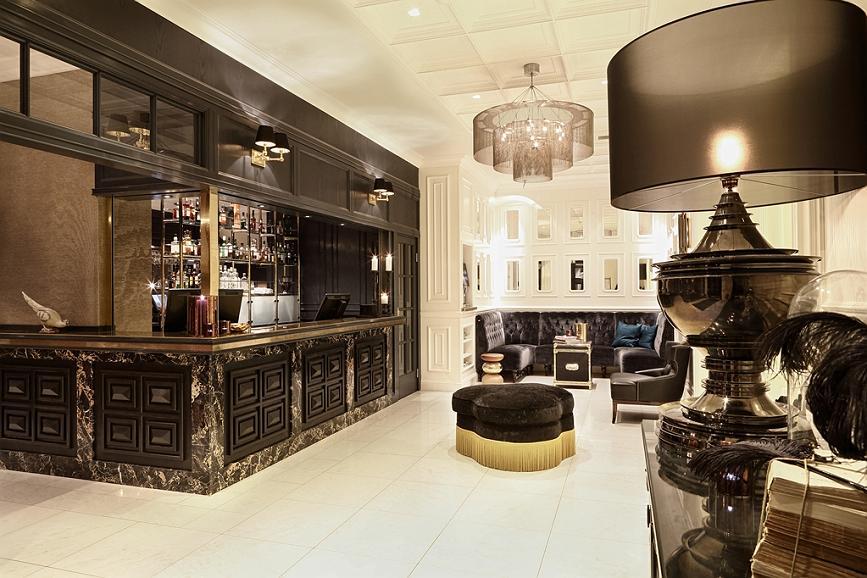 Best Western Vimmerby Stadshotell - Vue du lobby