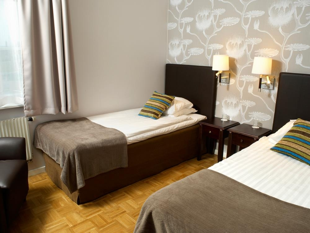 Best Western Vimmerby Stadshotell - Twin Double Guest Room