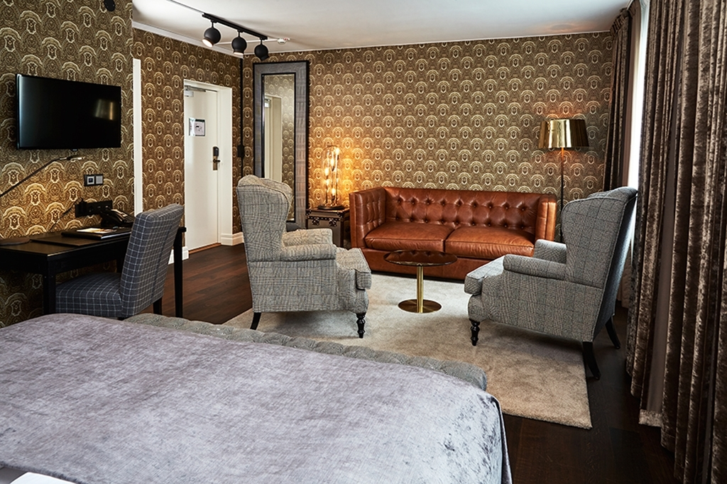 Best Western Vimmerby Stadshotell - Guest Room