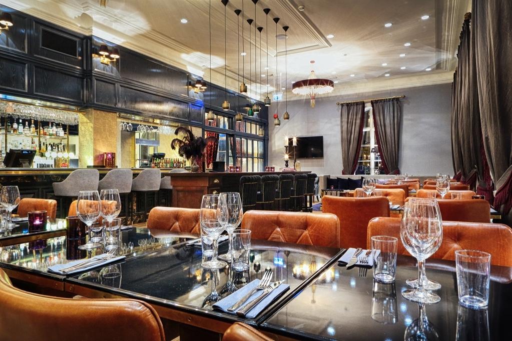 Best Western Vimmerby Stadshotell - Restaurant