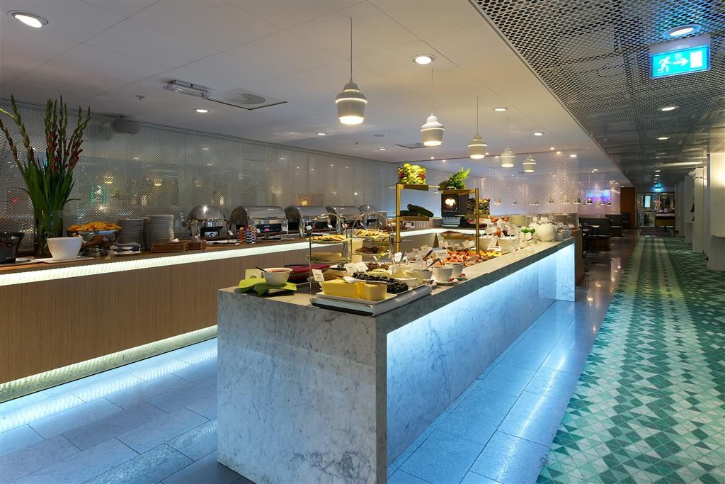 Best Western Plus Sthlm Bromma - Restaurant