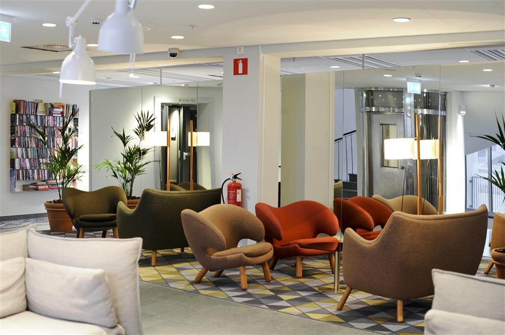 Best Western Plus Sthlm Bromma - Bar / Lounge