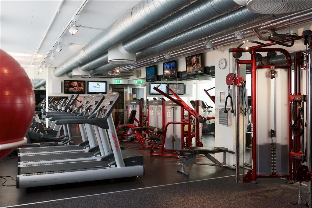 Best Western Plus Sthlm Bromma - Centre de fitness