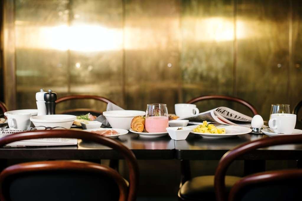 Best Western Plus Sthlm Bromma - Breakfast