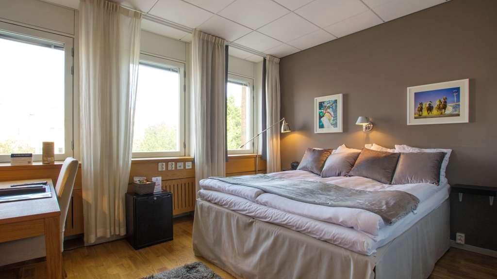 Best Western Hotel Danderyd - Sleep well in our comfortable double bed rooms.