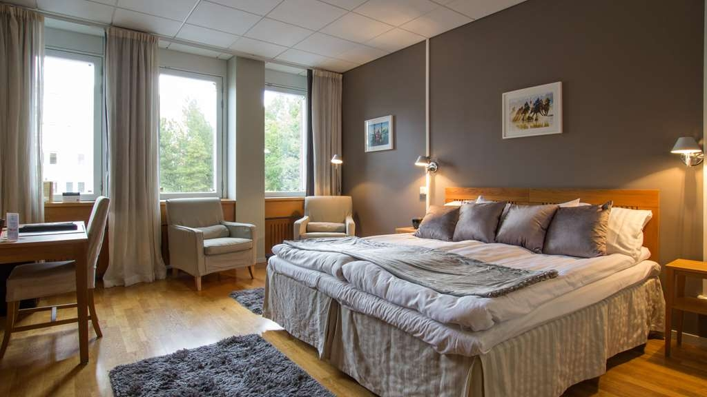 Best Western Hotel Danderyd - Stay in our larger family rooms!