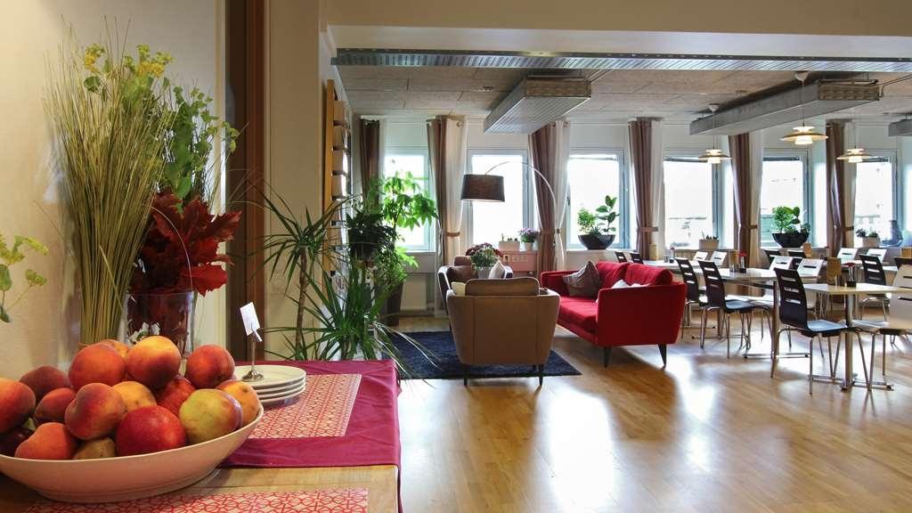 Best Western Hotel Danderyd - Enjoy our generous Best breakfast, included in the room rate!