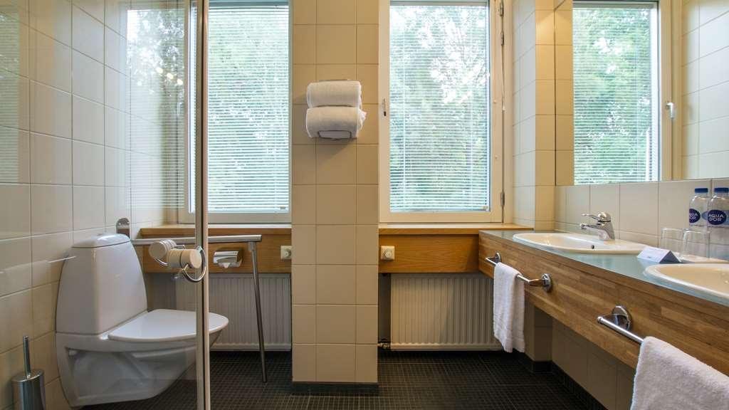 Best Western Hotel Danderyd - Badezimmer