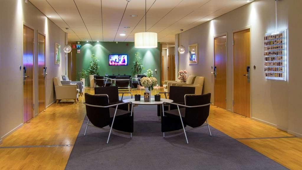 Best Western Hotel Danderyd - Relaxed lounge Area