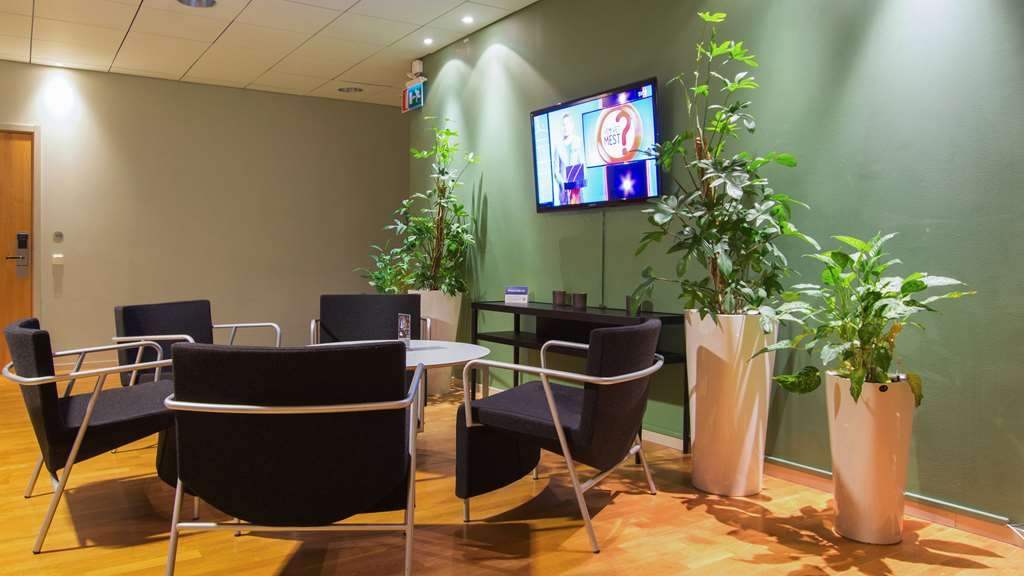 Best Western Hotel Danderyd - Bar/Lounge