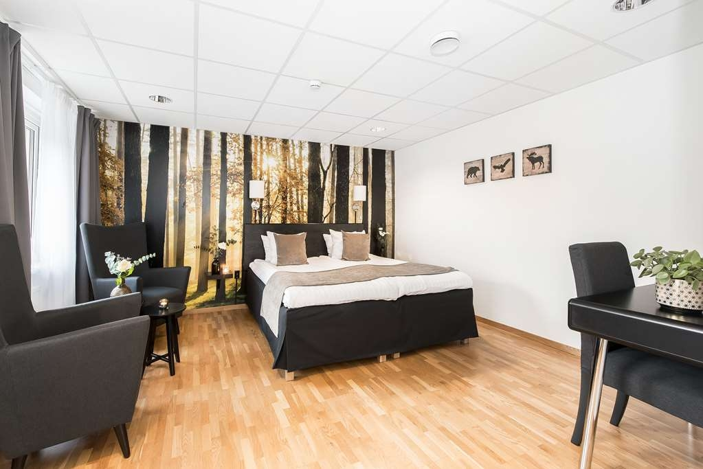 Best Western Hotel City Gavle - Camere / sistemazione