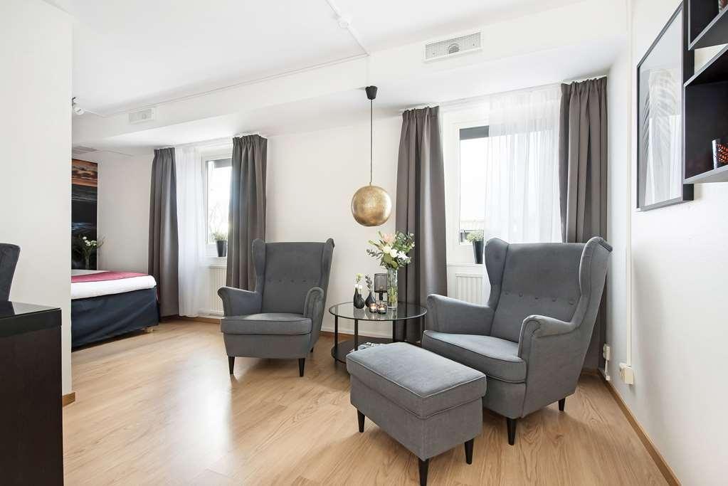 Best Western Hotel City Gavle - Zimmer Annehmlichkeiten