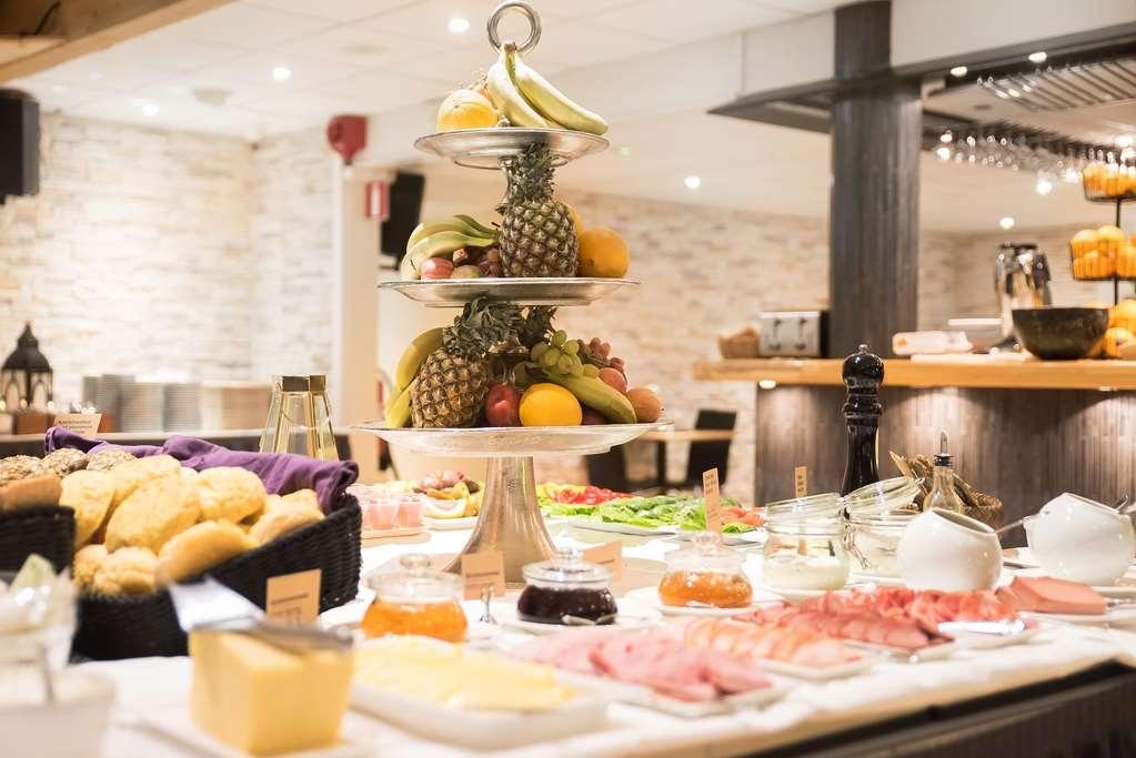 Best Western Hotel City Gavle - Restaurant / Gastronomie