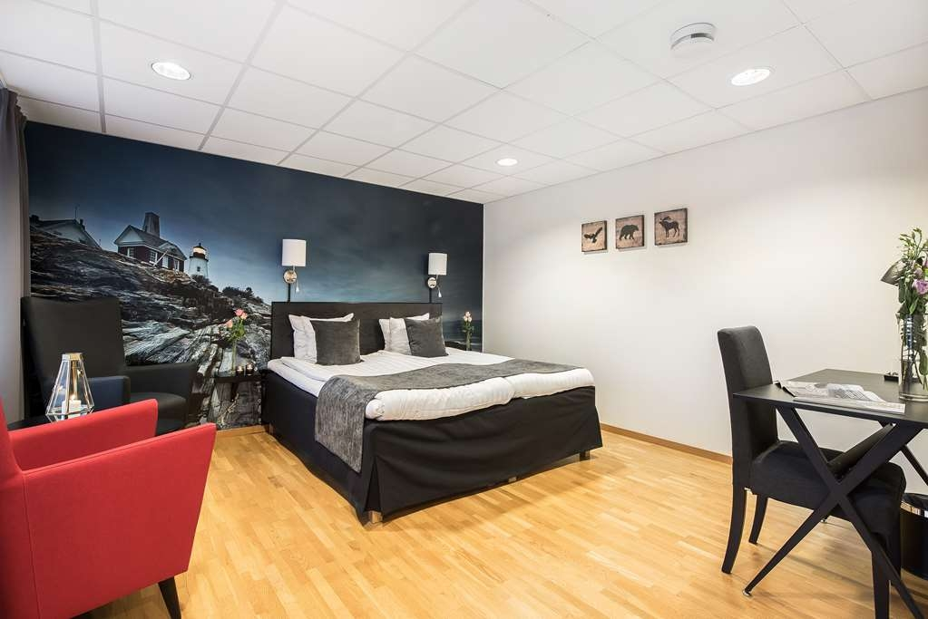 Best Western Hotel City Gavle - Chambres / Logements