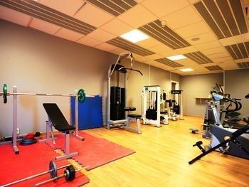 Best Western Ta Inn Hotel - Centro deportivo