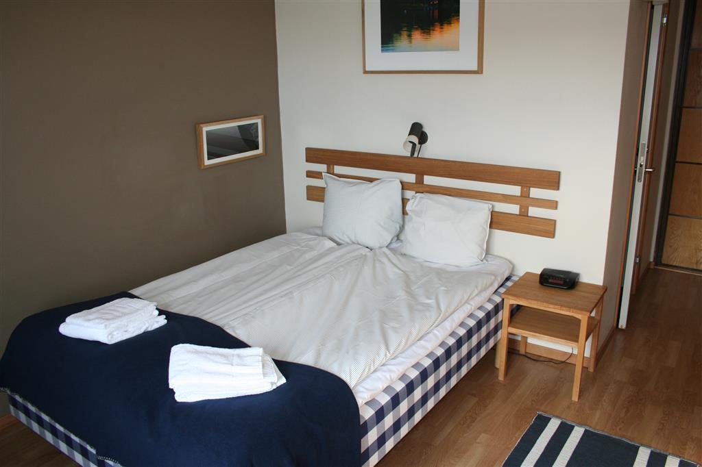Best Western Fagersta Brukshotell - Gästezimmer mit Doppelbett
