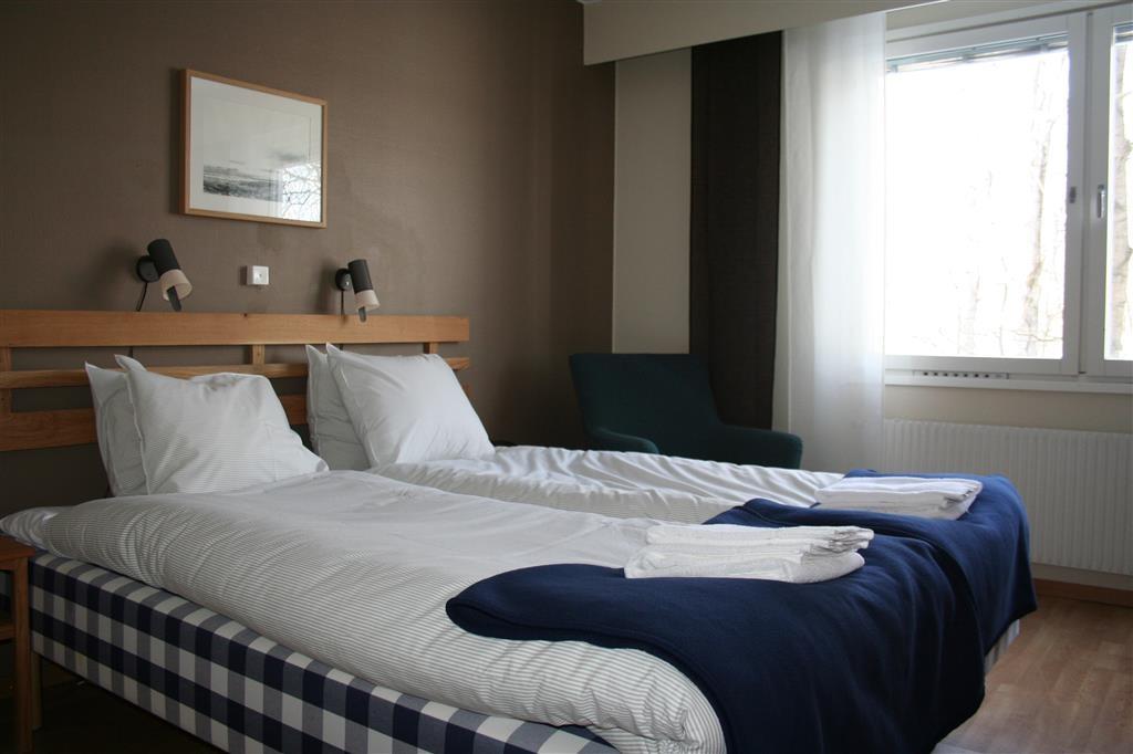 Best Western Fagersta Brukshotell - Twin Bed Guest Room