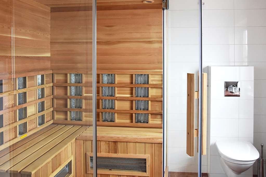 Best Western Hotell Lerdalshoejden - Suite with sauna