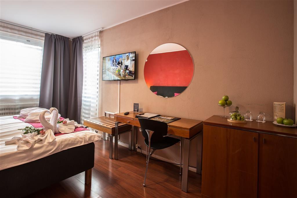 Best Western Hotel Hansa - Gästezimmer