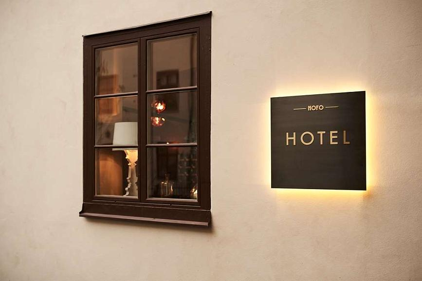 NOFO Hotel, BW Premier Collection - Aussenansicht