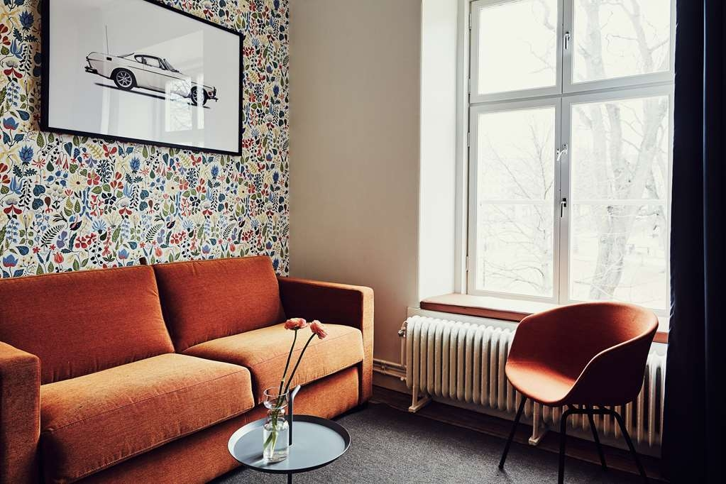 NOFO Hotel, BW Premier Collection - Superior Room: Scandinavian Design