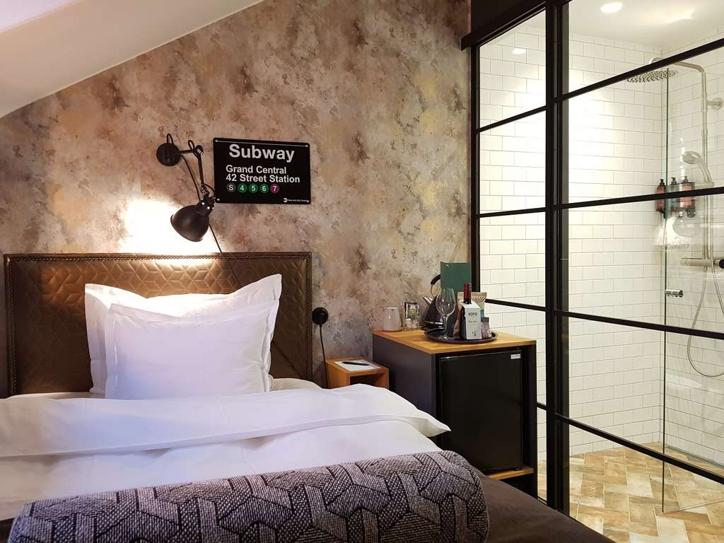 NOFO Hotel, BW Premier Collection - Single Room: Queens