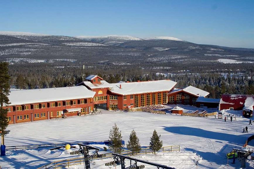 Best Western Stoten Ski Hotel - Aussenansicht