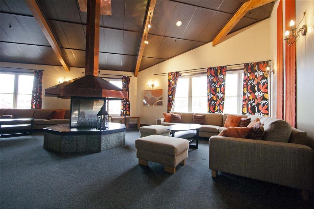 Best Western Stoten Ski Hotel - Lobby