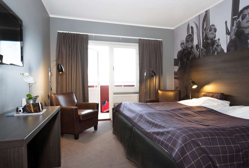 Best Western Stoten Ski Hotel - standard-doppelzimmer