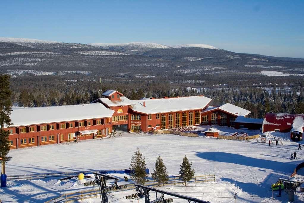 Best Western Stoten Ski Hotel - Facciata dell'albergo