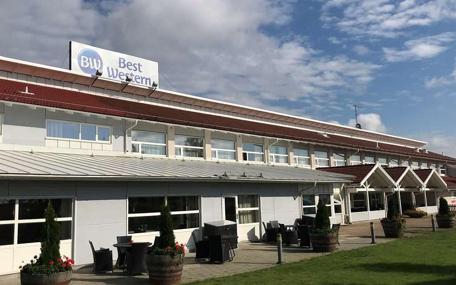 Best Western Hotell Ljungby - Aussenansicht