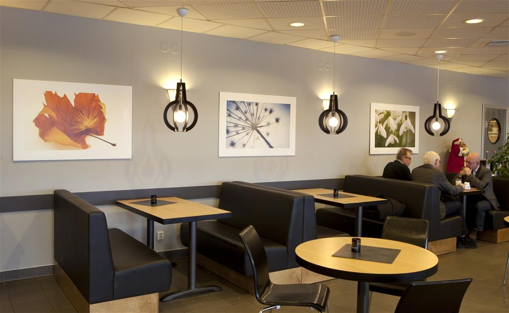Best Western Hotell Ljungby - Comedor