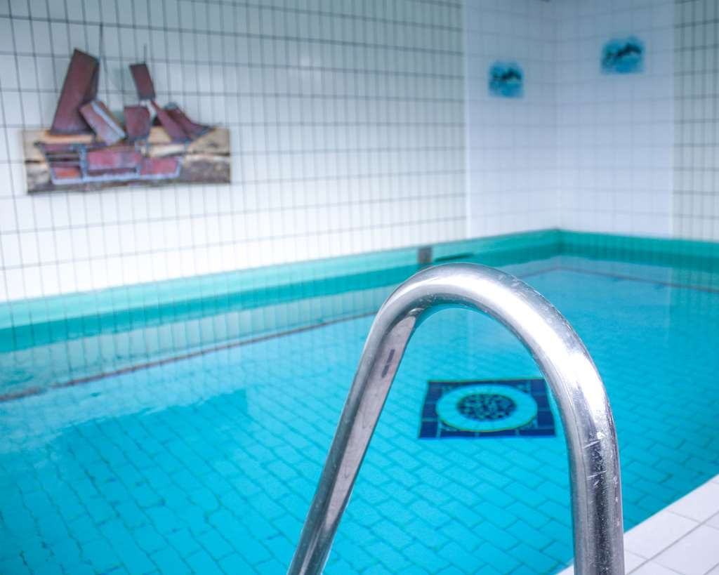 Best Western Hotell Karlshamn - Indoor relax pool.