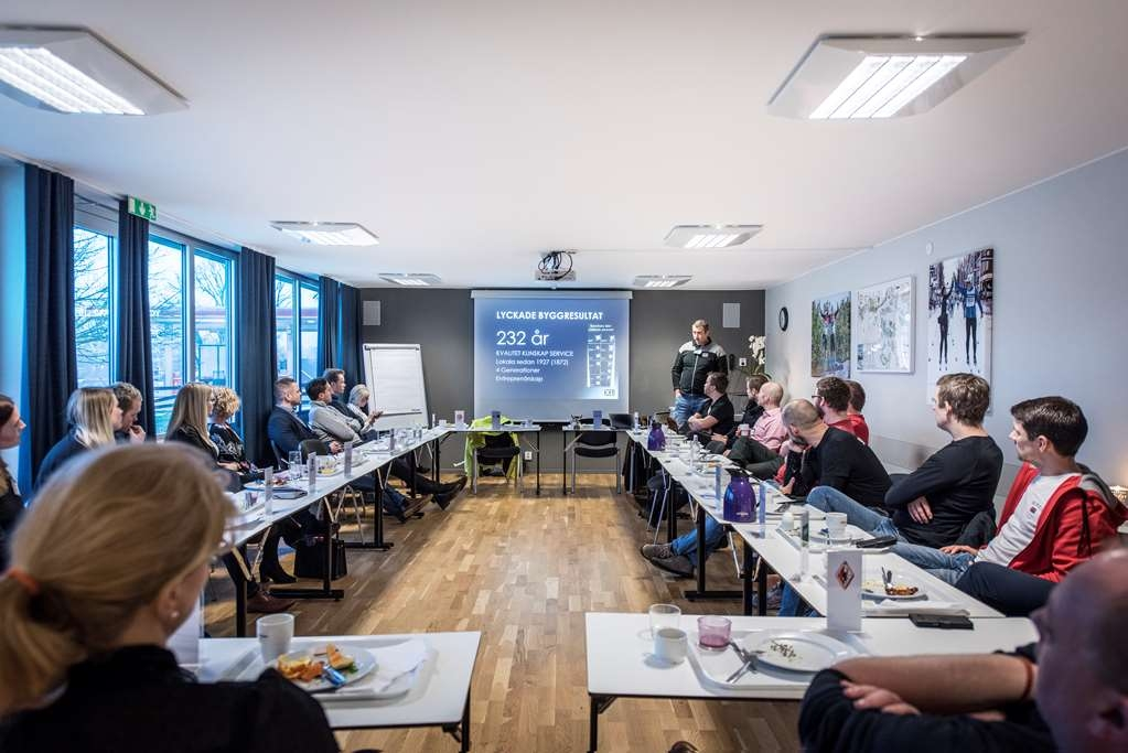 """Best Western Hotell Karlshamn - Ongoing conference in one of our meeting rooms """"Tärnö"""""""